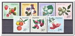 Albanië 1972, Postfris MNH, Fruit - Albanië