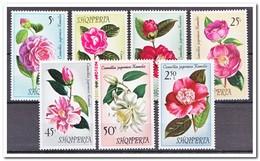 Albanië 1972, Postfris MNH, Flowers - Albanië