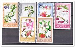 Albanië 1969, Postfris MNH, Blossom, Fruit - Albanië