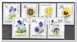 Albanië 1969, Postfris MNH, Flowers - Albanië