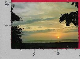 CARTOLINA VG INDONESIA - Twilight In KUTA BALI - 10 X 15 - ANN. 1985 - Indonesia