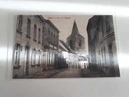 OHAIN  Rue De L'Eglise Edit René Berger Braine-l'Alleud - Lasne