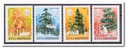 Albanië 1984, Postfris MNH, Trees - Albanië