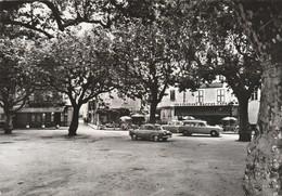 Ardéche : SAINT-PERAY : Place De La Mairie ( Cpsm - Grand Format ) - Saint Péray