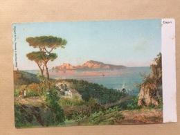ITALY - Capri - Stengel & Co. 19919 - Napoli (Naples)