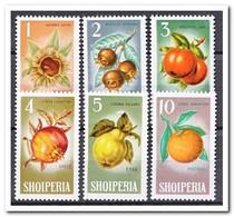 Albanië 1965, Postfris MNH, Fruit - Albanië