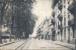 LOIRE - 42 -ROANNE - Cours De La République - Roanne