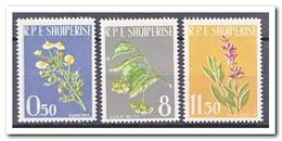Albanië 1962, Postfris MNH, Plants, Flowers - Albanië