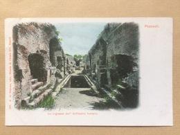ITALY - Pozzuoli - Un Ingresso Dell`Anfiteatro Romano - Napoli (Naples)