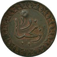 Monnaie, Zanzibar, Pysa, 1887, TTB, Cuivre, KM:7 - Tanzanie