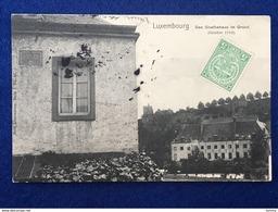 Luxembourg - Das Goethehaus Im Grund - Luxemburg - Stadt