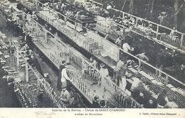 LOIRE - 42 - SAINT CHAMOND - Vue Générale Aciérie De La Marine - Other Municipalities