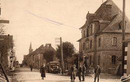 19 Lapleau, La Mairie - Autres Communes