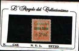 73250)  SPAGNA-CANARIAS COREO AEREO+2.30P.SU 60C.GIALLO N.41A-MNH** - 1931-Oggi: 2. Rep. - ... Juan Carlos I