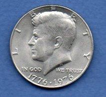USA -  1/2 Dollar 1976   -  Km # 205 -  état  SUP - Federal Issues