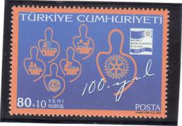 V13 - TURQUIE - PO 3159 ** MNH De 2005 - ROTARY . - 1921-... Republic