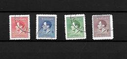New Guinea KGVI 1937 Coronation, Complete Sets Used (7141) - Papua New Guinea