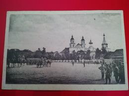 GRUSS VOM OSTLICHEN KRIEGSSCHAUPLATZE - Weltkrieg 1914-18