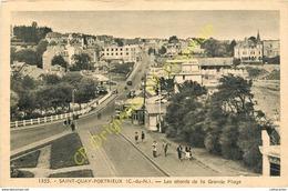 22.  SAINT QUAY PORTRIEUX .  Les Abords De La Grande Plage . - Saint-Quay-Portrieux
