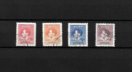 Nauru KGVI 1937 Coronation, Complete Sets Used (7143) - Nauru