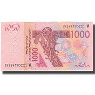 Billet, West African States, 1000 Francs, 2003, 2003, KM:815Ta, TTB+ - États D'Afrique De L'Ouest