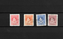 Nauru KGVI 1937 Coronation, Complete Sets Used (7146) - Nauru