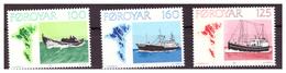 ISOLE FÆR ØER - 1977- NAVI DA PESCA.. - MNH** - Isole Faroer