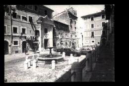 B7963 CIVITAVECCHIA - SERIE MEMENTO HOMO! - PIAZZA LEANDRA B\N - Civitavecchia