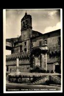 B7972 CIVITAVECCHIA - FONTANA DEL VANVITELLI ALLA CALATA PRINCIPE TOMMASO B\N - Civitavecchia
