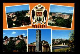 B8025 SALUTI DA VELLETRI - Velletri