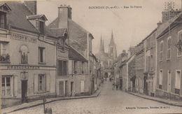 Dourdan : Rue Saint Pierre - Dourdan