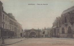 Dourdan : Place Du Marché - Dourdan