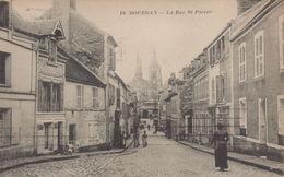 Dourdan : La Rue Saint Pierre - Dourdan