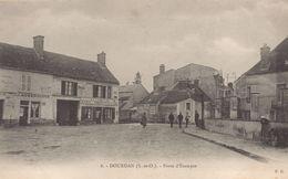 Dourdan : Porte D'Etampes - Dourdan