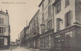 Dourdan : Rue De Chartres - Dourdan