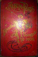 75 PARIS  EXPOSITION 1900  SUITE DE 20 VUES PHOTOLITHOGRAPHIEES   VUE GENERALE PALAIS ET VUES DE PARIS - Autres