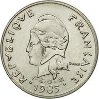 Monnaie, French Polynesia, 10 Francs, 1985, Paris, TTB, Nickel, KM:8 - Polynésie Française