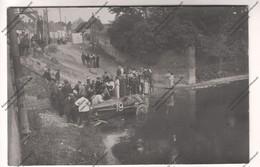 Très Rare: SUNBEAM N°19 Accidentée De Lee GUINESS Dans L'Avre à BOVES (80) Grand Prix ACF Amiens 1913 (circuit Picardie) - Grand Prix / F1