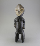 Female Lega Bwami Figure, Democratic Republic Of The Congo - Art Africain