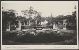 Fromberg Park, Weltevreden, Batavia, C.1930s - FB Foto Briefkaart - Indonesia