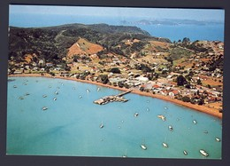 Aerial View Of Russell, Bay Of Islands, New Zealand - New Zealand