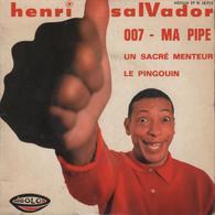 Disque 45 Tours HENRI SALVADOR - 1964 BIEM - Rock