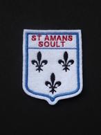 Ecusson à Coudre De Saint-Amans-Soult (81) - Patches