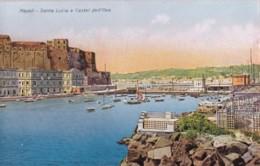 AN65 Napoli, Santa Lucia E Castel Dell'Ovo - Napoli (Naples)