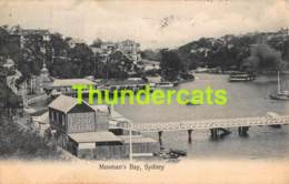CPA AUSTRALIA SYDNEY MOSMAN'S BAY - Sydney
