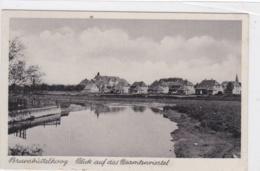 German Feldpost WW2: Postcard From Brunsbüttel 2. Kanalwachabteilung Brunsbüttelkoog (4. Kompanie) P/m 30.8.1941 - Militaria