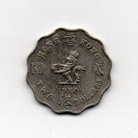 HONG KONG - 1980 - 2 Dollari - Vedi Foto - (MW1768) - Hong Kong