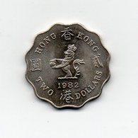 HONG KONG - 1982 - 2 Dollari - Vedi Foto - (MW1769) - Hong Kong