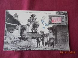 CPA - Village Diola - Sénégal