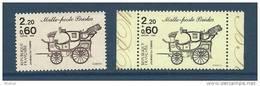 "FR YT 2410 & 2411 "" Journée Du Timbre "" 1986 Neuf** - Unused Stamps"